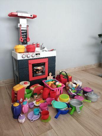 Kuchnia dla dzieci, bogaty zestaw_okazja