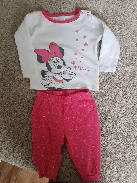 Pidżamka Minnie roz. 86