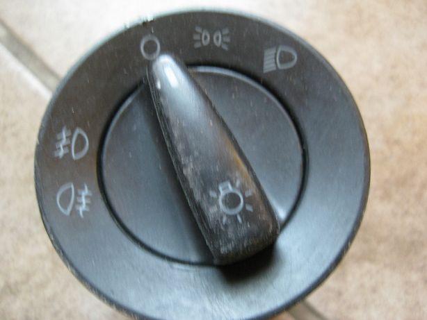 przełącznik świateł i halogenów - VW GOLF 4