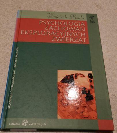Psychologia zachowań eksploracyjnych zwierząt