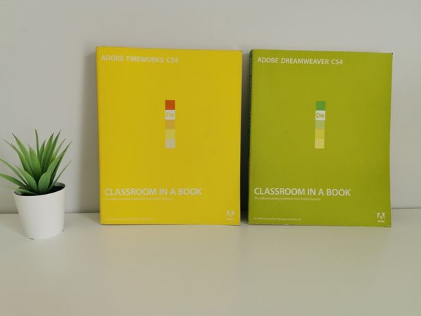 Livros Adobe Dreamweaver + Fireworks