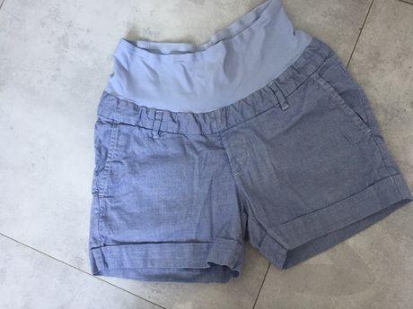 Spodenki szorty ciążowe H&M mama rozmiar S 36