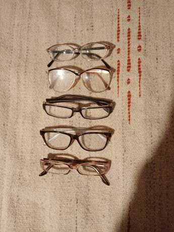 Okulary,lub oprawki