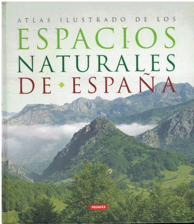 4601 Espacios Naturales De España,Atlas Ilustrado