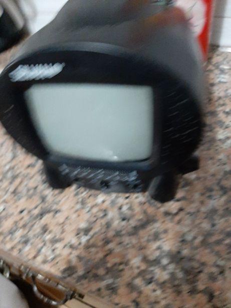 Tv e radio antigo