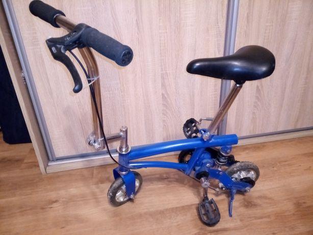 Mini rowerek treningowy
