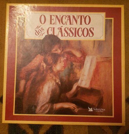 8 discos vinil de música clássica
