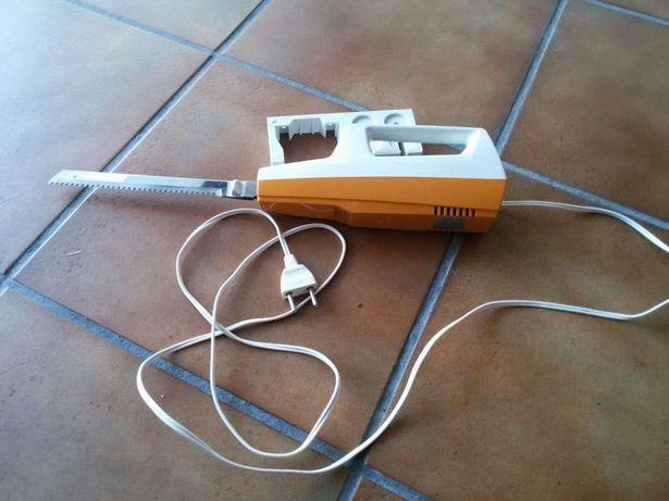 Faca Eléctrica + Varão + Resguardo + Bengaleiro