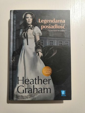 Legendarna posiadłość Heather Graham