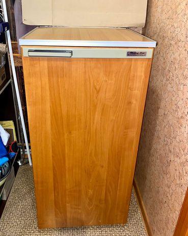 неубиваемый холодильник Днепр 2 МС рабочий, компактный,  в отл. сост.