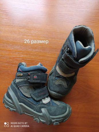 Ботинки Деми демисезонные демісезонні ботінки Viking b&g superfit