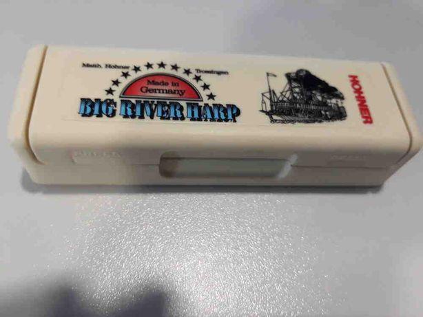 Гармошка Hohner Big River Harp