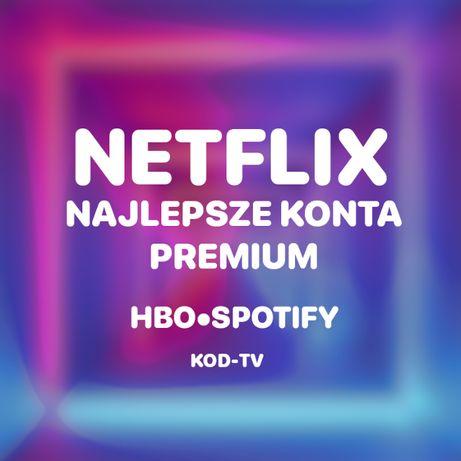 || •TV online • Netflix & HBO & SPOTIFY • Najlepsze premium!• ||