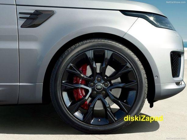 диски на Рендж Ровер R20 R21 R22 5x120 Range Rover Sport Vogue Черные