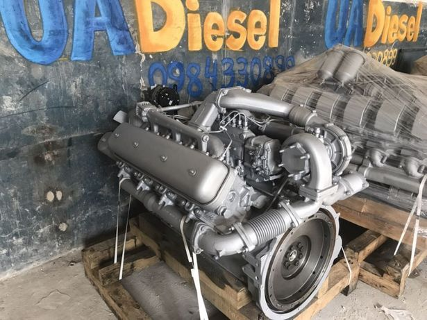Двигатель ЯМЗ-238НД3 (235л.с) Кировец