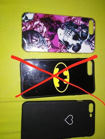 Case/Etui Iphone 7 plus  7szt=20zĺ