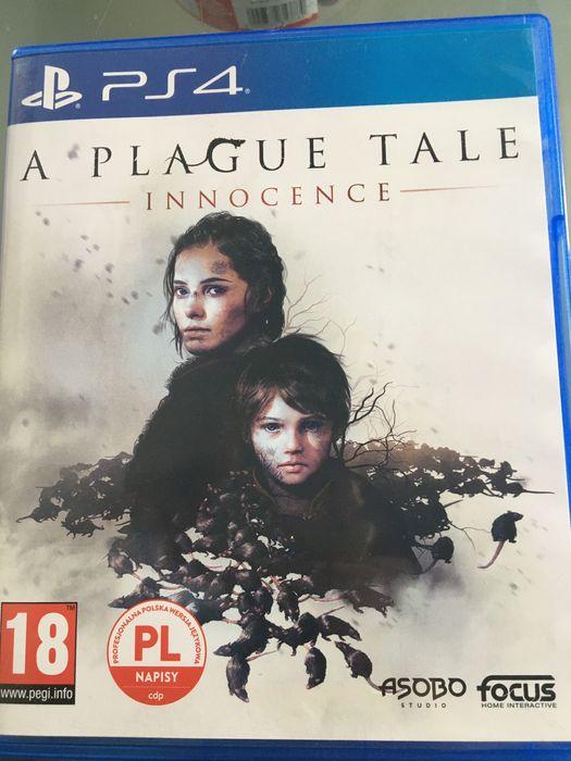 Ps4 gra a plague tale innocence Nowy Sącz - image 1