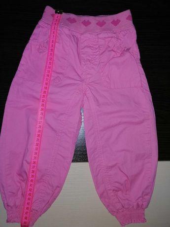 Штаны брюки на девочку 86-92 лосины,куртка демисезонная