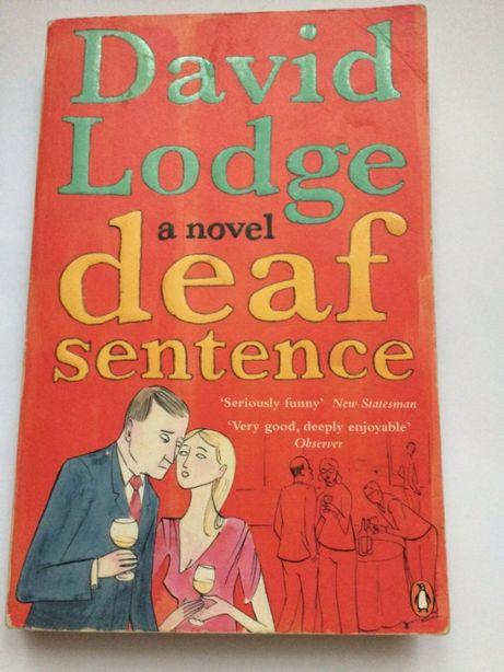 Deaf sentence. David Lodge.