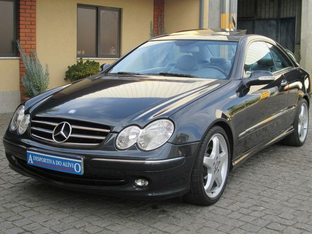 Mercedes-Benz CLK 270 CDI Avantgarde CX MANUAL
