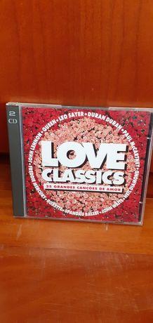 CD Love classics