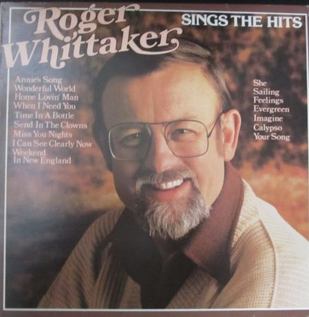 Roger Whittaker sings the hits LP