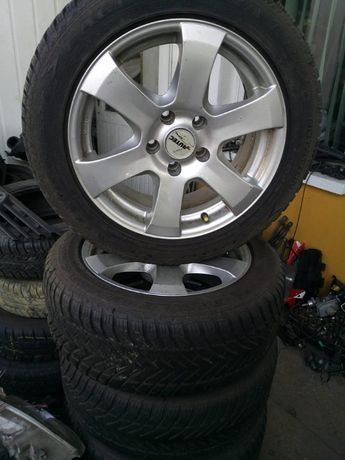 alu Felgi 5x112 R 16 ET Volkswagen audi