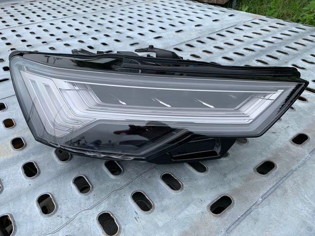 Фара AUDI A6 права 2019 рік Full Led