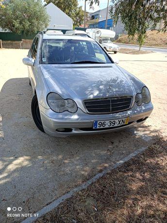 Mercedes C270 gasóleo