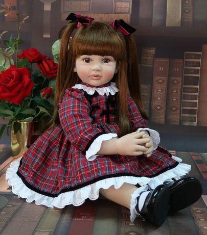 Нова Reborn 60 cм (Baby Born, лялька, кукла) + ПОДАРУНОК