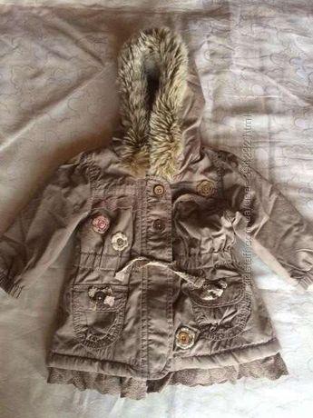 Парка куртка Next, 68-74