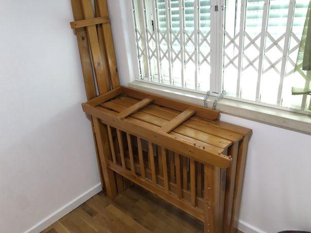 Beliche ou camas separadas(com colchoes à medida para as duas camas)