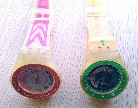 2 relógios SWATCH