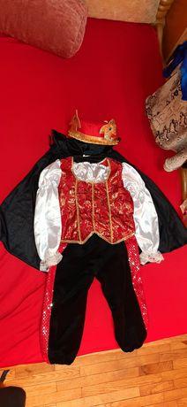 Карнавальный костюм Султан,Король,Принц от 4-7 лет