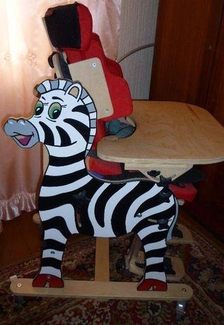 Продам Реабилитационное кресло Zebra (Зебра Классик) AkcesMed (Польша)