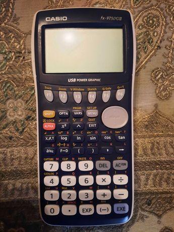 Vendo Máquina Calculadora Gráfica fx-9750 G2