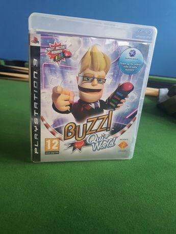 Ps3 Buzz Quiz World PlayStation 3 buzzery świat quizów