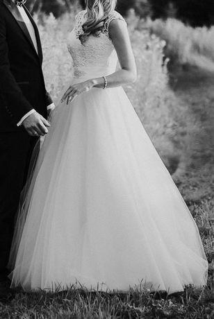 Suknia ślubna Margarett model Adela 34/36
