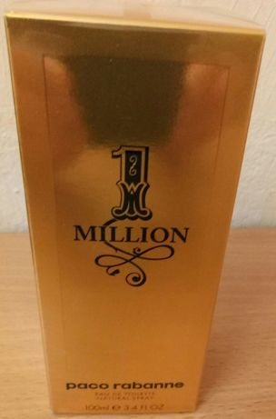 Paco Rabanne 1 Million edt 100 мл Оригинал