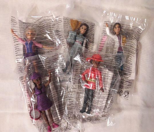 Іграшки з колекції барбі Barbie хеппі міл, макдональз