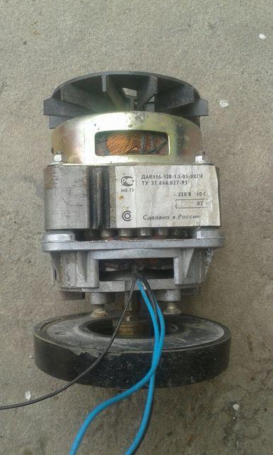 Електромотор с/м ДАК116-120-1,5-05-УХЛ4