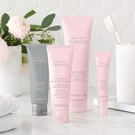 Conjunto Timewise 3D- mary kay