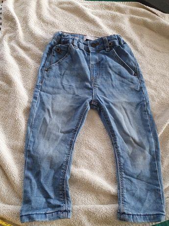 Spodnie Jeansowe Zara 86