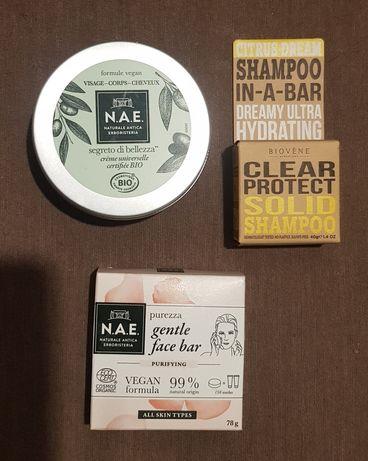 Zestaw kosmetyków N.A.E i biovene