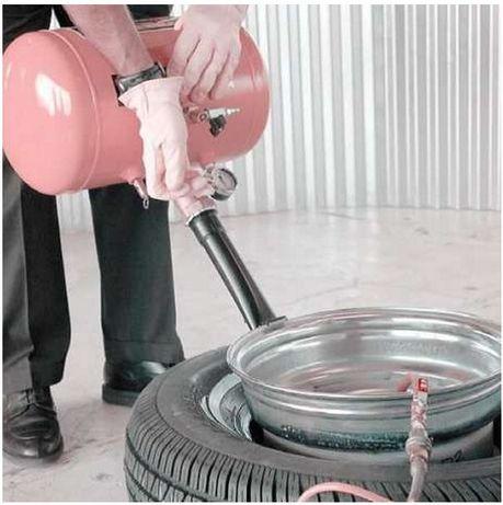 Compressor Canhão de Ar para descolamento de pneus BAZUCA