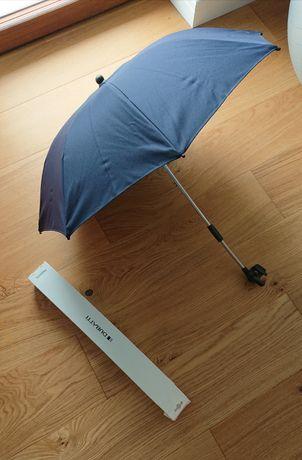 Parasol Dubatti granatowy