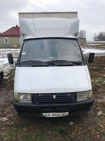 Газель Будка фургон