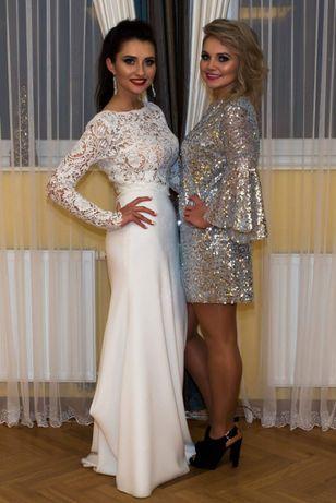 Suknia ślubna inna niż wszystkie :)