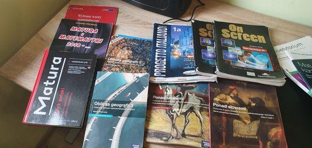 Książki do Liceum 2,3klada