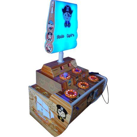 Детский аттракцион Колотушка Пираты СУПЕРЦЕНА Игровые аттракционы для